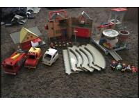 FIREMAN SAM TOY/SET BUNDLE