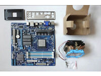 GA-78LMT-USB3 with AMD FX-4100 Four Core Bulldozer 3.60GHz CPU bundle