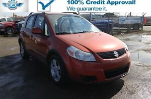 2011 Suzuki SX4 JX AWD!! Low Payments!! Apply Now!!