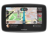 New TomTom GO 620 Sat Nav with WiFi - Lifetime World Maps, Traffic - Sealed box