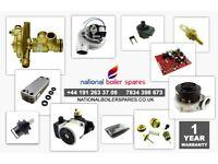New Boiler Spares / Remanufactured Parts / Parts Repair
