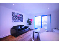 Docklands E16. **AVAIL NOW** Brand New Completely Refurbished & Redecorated 1 Bed Furnished Flat