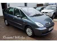 INDOOR SHOWROOM! NOW REDUCED LOW MILES 2006 Citroen Xsara Picasso 1.6 Exclusive JUST 42000 miles