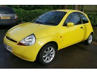 FORD KA ZETEC CLIMATE• 1.3 • 2008 MODEL • MOT TIL SEPTEMBER 2017 • VERY GOOD CONDITION • £599
