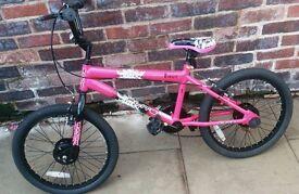 girls bike bmx