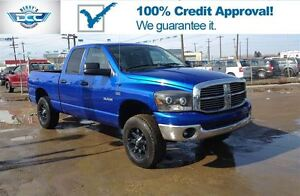 2008 Dodge Ram 1500 SXT 5.7L 4x4!! Amazing Value!!