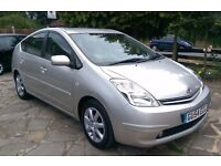 2004 TOYOTA PRIUS T4 1.5 VVT-I hy-brid AUTO 1 OWNER FULL HISTORY 6 MONTHS WARRANTY PX WELCOME