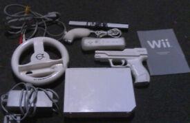 NINTENDO Wii PACKAGE 3