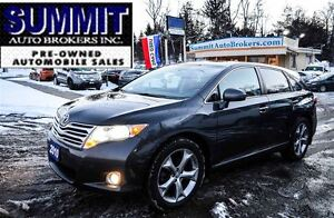 2010 Toyota Venza AWD | CAR-PROOF CLEAN | PANO ROOF | NAVI | CAM