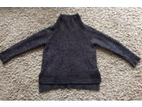 H&m size M/L marl cosy jumper