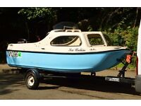 BOAT, OUTBOARD AND TRAILER WANTED