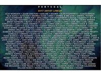 THE BPM FESTIVAL PORTUGAL ACCOMMODATION SEPT 14-17 2017