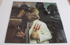 The Rolling Stones No Stone Unturned Vinyl Record - RARE 1973 UK 1st Press Collectible Collectors LP