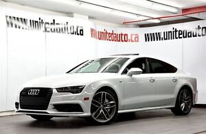 2016 Audi A7 S-LINE 3.0T TECHNIC NAV HEADS UP DISPLAY