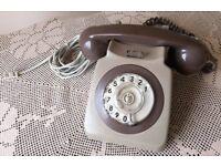 Old Vintage GPO Phone