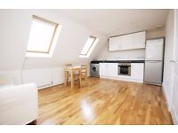 Spacious top floor flat located nearby to Manor house station available now!!