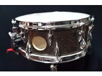 OCDP Vented Snare Drum - Excellent condition (SJC, DW, Brady, Pearl)