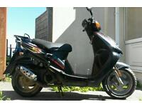 50cc Sym jet basix