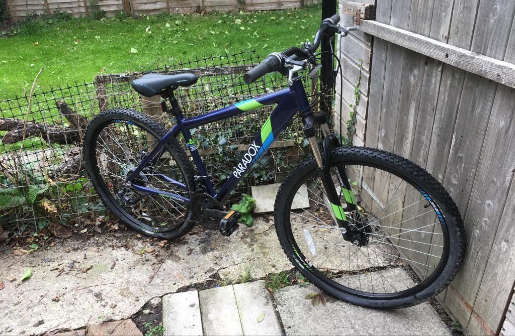 Paradox Apollo mountain bike