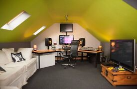 7Hz Audio - Recording Studio/Rehearsal Room. Professional, Affordable recording