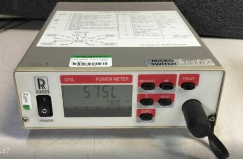 RIFOCS 575L OPTICAL POWER METER