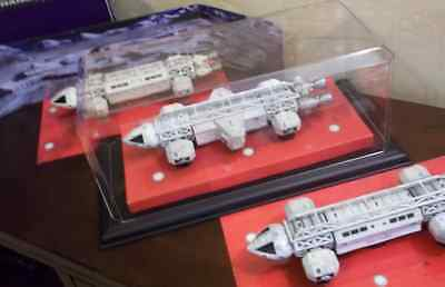 Space 1999 Eagle-1 TRANSPORTER Gerry Anderson show,Prop  Nice Clear Case*