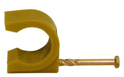 RMC SHARKBITE PEX CLIP TIMBER NAIL 25mm 50Pieces *Australian Made