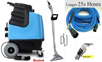 Carpet Cleaning Mytee 2002cs W Hoses Wand Detail Upholstery Tool