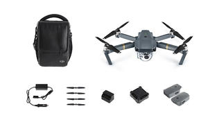 DJI Mavic Pro Fly More Combo Drone - As New Floreat Cambridge Area Preview