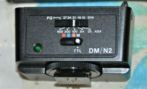 Vivitar Module DM/N2 For Nikon FG, FE-2, FA & F3, etc. - FREE USA S/H