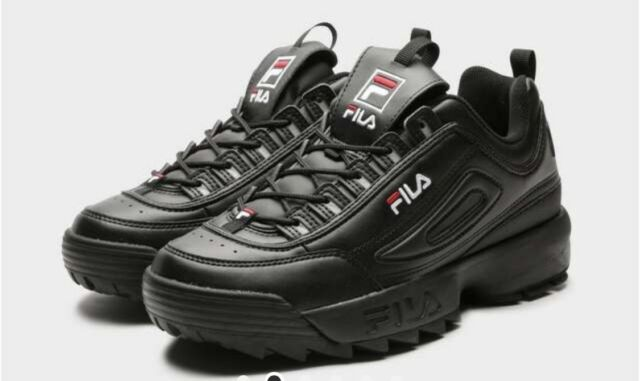 97186b9b6288 Fila Disruptor II Mens Size US 11  WORN ONCE