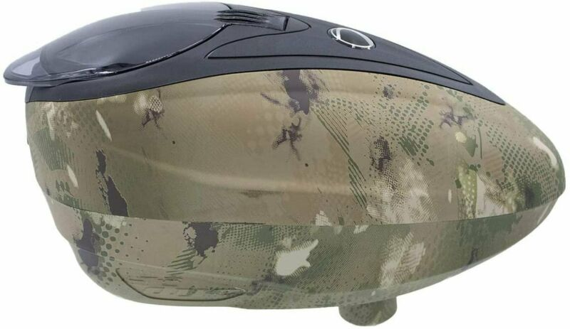 Dye LT-R Electronic Paintball Loader LTR Hopper - Dyecam