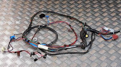 Land Rover Freelander 1 complete tailgate wiring loom / harness boot YMN102080