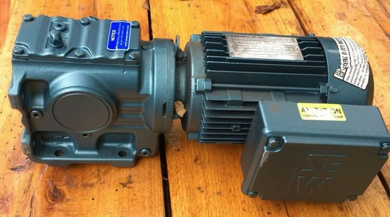 Sew-Eurodrive Gear Drive DFT80k4-ks .75 HP 1700 RPM
