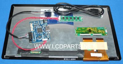 "13.3"" LCD Kit, 10 points capacitive measure up to for windows, Android, Raspberry Pi"
