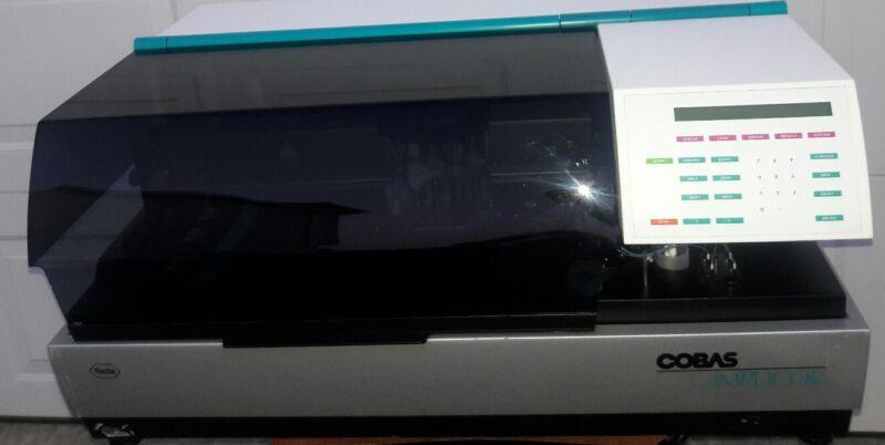 Roche COBAS AMPLICOR Analyzer PCR System.