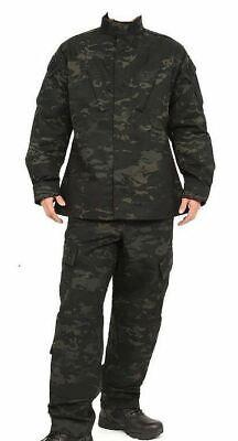 Uniforme estilo militar completo modelo MCBK talla XL+chambergo mcbk envio24/48h