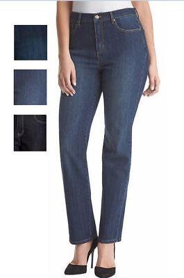 NEW!! Gloria Vanderbilt Women's Amanda Jeans With Sculpt Stretch Variety