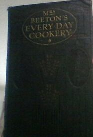 mrs beeton's everyday cook book.