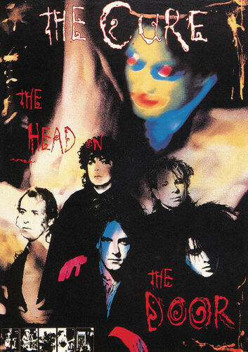 The Cure Robert Smith The Head On The Door UK Import  Poster 24 x 33