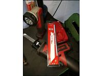 Snap-on torch & multi purpose electric saw