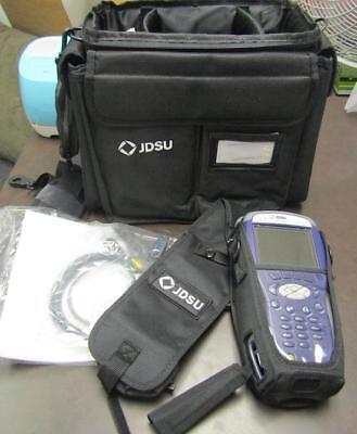 Jdsu Hst3000 Hst-3000 Sim T1t3 Color Color Communication Analyzer