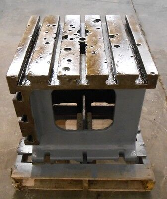 T-slot Table 21 12 Length 21 12 Width 21 34 Height