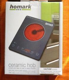 HOMARK CERAMIC, SINGLE HOB