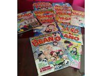 15 Beano comics (as per photo) good condition