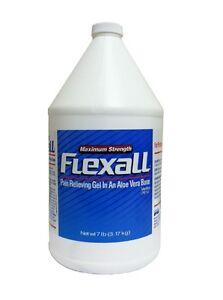 Flexall 454 Maximum Stength Pain Relieving Gel Pump