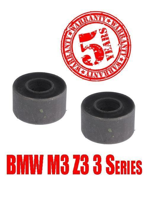 Set of 2 Control Arm Bushings for BMW M3 Z3 3 Series E30 E36 31 12 9 059 288