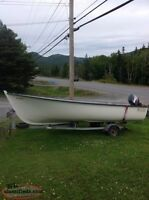 Looking for a boat & trailer with a 50 - 60hp 4 stroke Yamaha