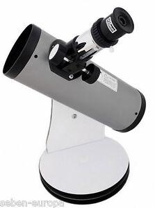 Dobson 300-76 ETU Short-Tube Reflektor Teleskop inkl. Big Pack Vollausstattung