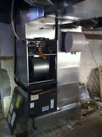 Heat pumps, Furnaces  – Troubleshooting and Repair